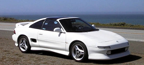 1991 toyota mr2 for sale sunnyvale ca. Black Bedroom Furniture Sets. Home Design Ideas
